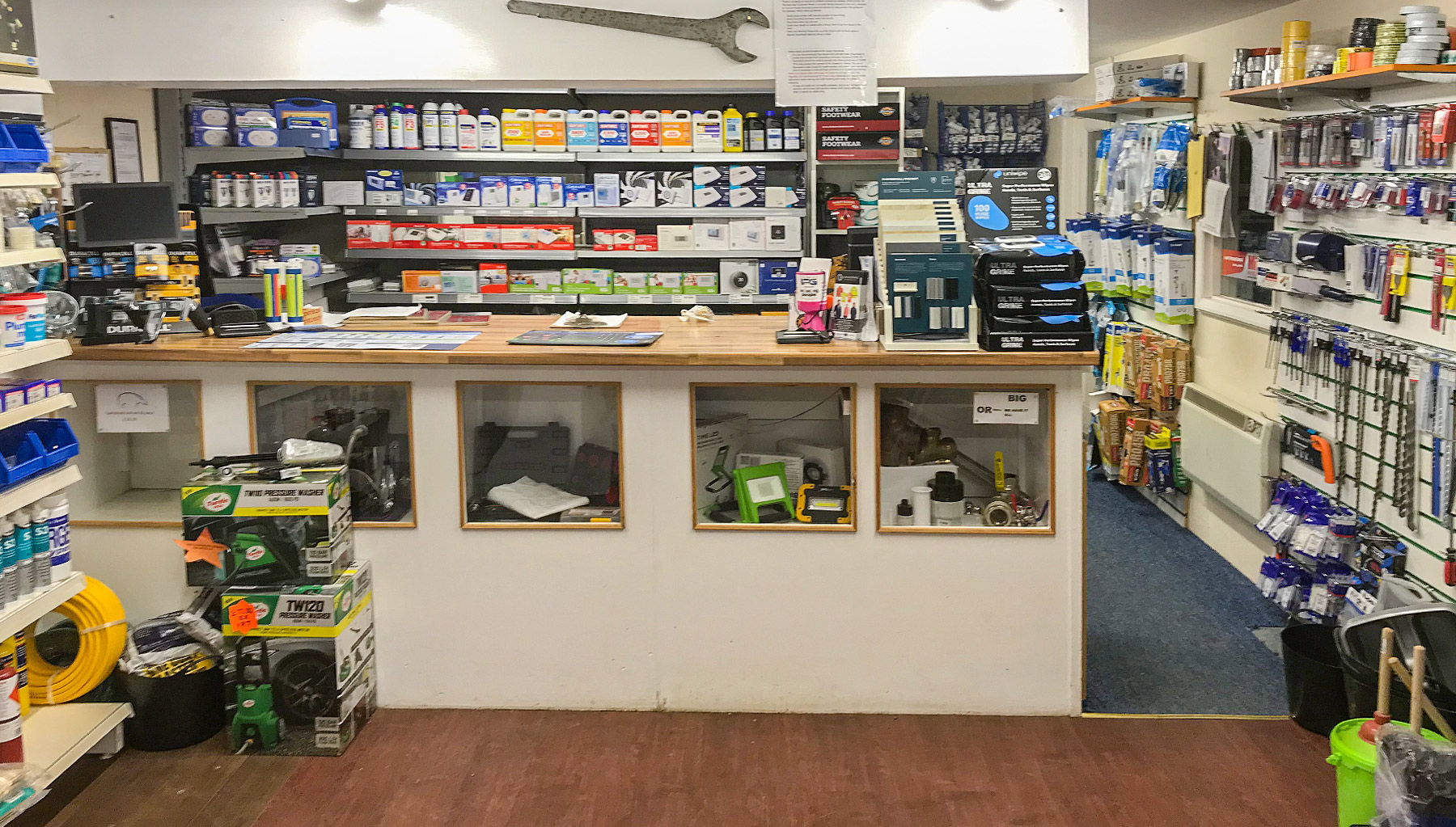 Bearmans Plumbing Centre Ilfracombe and Barnstaple
